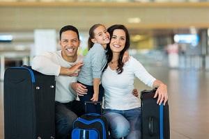 Emigrar con niños conlleva grandes desafíos para los padres.