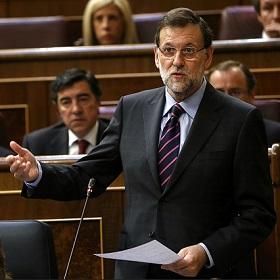 El abogado Mariano Rajoy, presidente del gobierno de España.