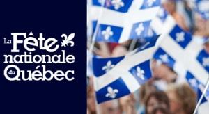 La fiesta nacional de Quebec.