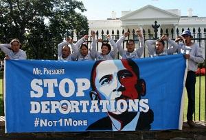Durante la administración de Obama se deportaron unos 2.7 millones de extranjeros sin papeles.