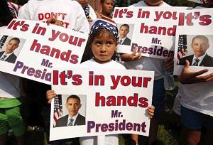 Hitos de la fallida reforma migratoria de Obama.