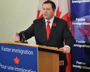 Foto Ministerio de Ciudadanía e Inmigración de Canadá