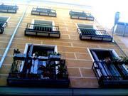 Viviendas en Madrid