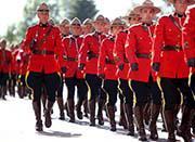 Real Policía Montada de Canadá