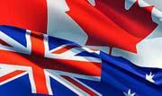 Australia y Canadá, los países más felices