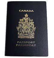 Nuevo pasaporte canadiense