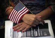 Nuevos ciudadanos celebraron día de Estados Unidos