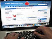 Servicio de visa en línea de Canadá