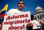 Reforma migratoria de Estados Unidos