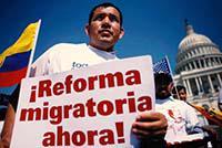 La sociedad civil en Estados Unidos lucha para que la reforma migratoria sea aprobada.