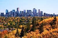 Alberta es considerada como la economía más fuerte y estable de Canadá.