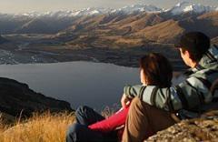 El paisaje neozelandés es orgullo de los locales.