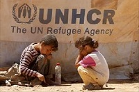 Cada minuto, ocho personas se convierten en refugiados.