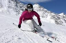 Cada actividad invernal amerita un atuendo específico.