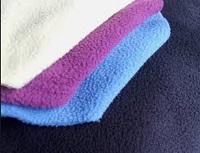 La tela sintética Polar Fleece es uno de los materiales más usados durante el invierno.