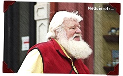 A Papá Noel le gusta visitar la ciudad de Quebec por su aire europeo.