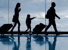 Emigrar con la familia resulta un proceso más ventajoso que emigrar soltero.