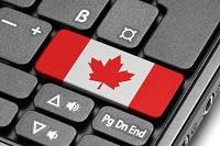 """CANVISAS invita a su taller gratuito en línea: """"Opciones para obtener la residencia canadiense a través de la Entrada Exprés federal o de los programas provinciales""""."""