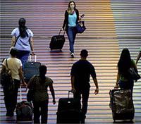 Participa en Expomigra, el 18 de julio de 2015, en el Hotel Eurobuilding de Caracas.