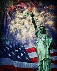 ¿Pasarías el examen de ciudadanía americana? ¿Cuánto crees conocer de la historia, geografía, leyes y cultura de los Estados Unidos?