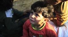 El 60% de los refugiados sirios vive en pobreza extrema.