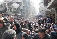 Cuatro millones de refugiados sirios necesitan ayuda urgente.