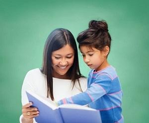 Los padres no deben perder de vista el objetivo: desarrollar las habilidades idiomáticas de su hijo.