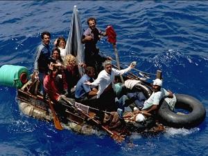 Los balseros cubanos ya no tendrán ventajas migratorias en Estados Unidos.