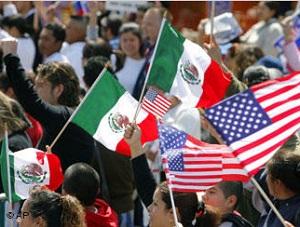 Los mexicanos en Estados Unidos se estiman en 5.8 millones.