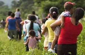 Pobreza, hambre y violencia entre las motivaciones más frecuentes de la inmigración ilegal.