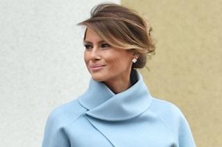 Melania Trump, la segunda primera dama de Estados Unidos nacida en el extranjero desde 1829.