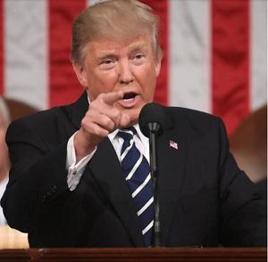 Trump sorprende con inesperado giro en su política migratoria.
