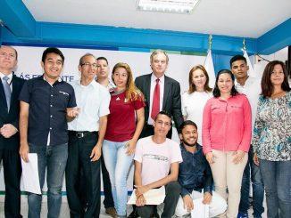 Venezolanos comenzaron a regularizarse en Perú