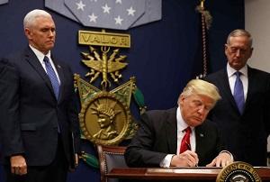 Esta nueva orden ejecutiva deroga la firmada el 27 de enero de 2017.