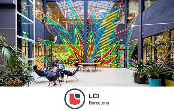 Estudiar en LCI Barcelona es formarse en un ambiente de dinamismo, innovación y desarrollo con proyección internacional.