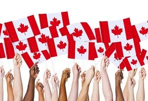 """Para los inmigrantes, el """"Día del Dominio"""" es una ocasión de integración social y una vivencia del multiculturalismo canadiense."""