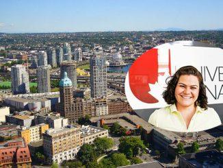 Jimena García, estudiante de MBA, desde Vancouver, Canadá