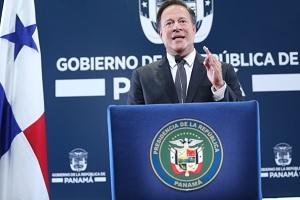 El presidente Varela también anunció una regularización masiva de venezolanos.