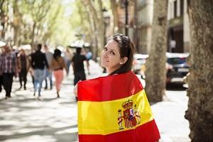 mujer_bandera_españa200
