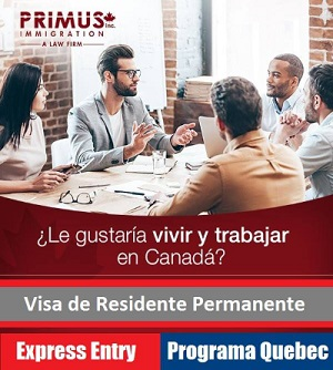 Conoce si eres elegible para emigrar a Canadá, completa la evaluación gratuita y en línea de tu perfil.