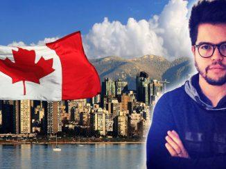 Geyser Dacosta, venezolano creador de contenido, desde Montreal, Canadá