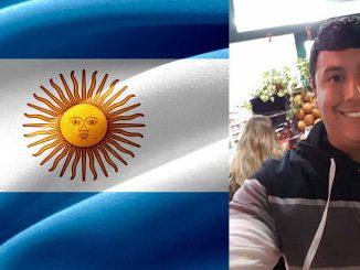 Freddy Magallanes, odontólogo ecuatoriano, desde Argentina