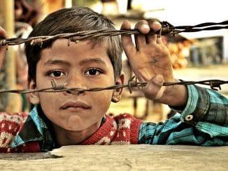 El drama de los niños migrantes
