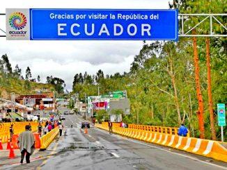 Gobierno ecuatoriano estudia posibilidad de un corredor humanitario para los venezolanos