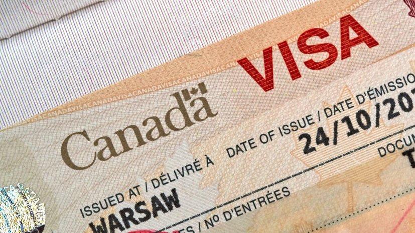 Para entrar a Canadá para estancias al menos de seis meses se requiere una visa de visitante o una autorización electrónica de viaje. Tipos de visas y trámites
