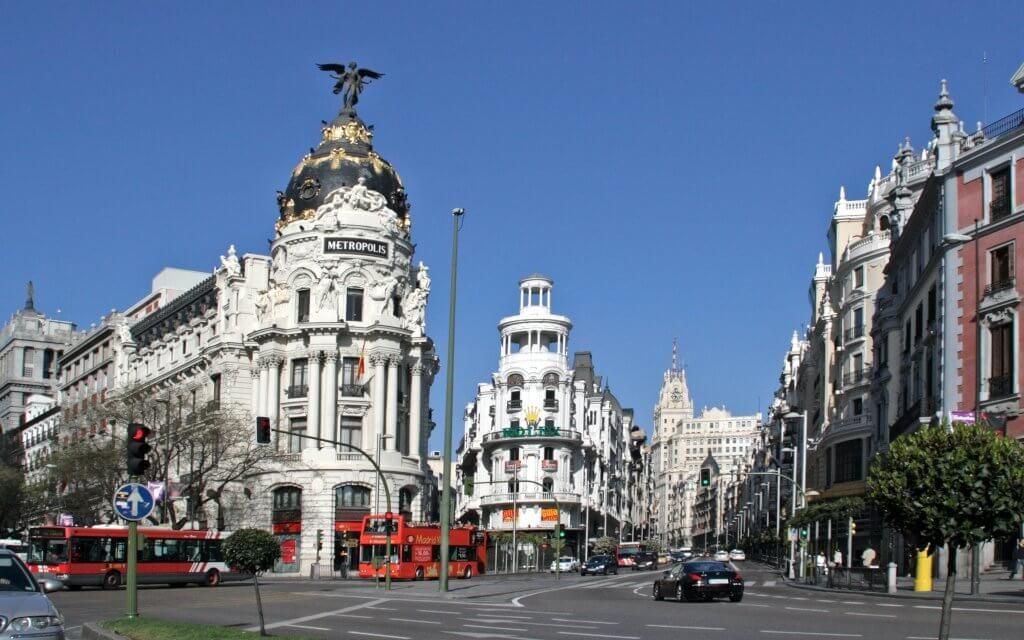 Trabajar en España