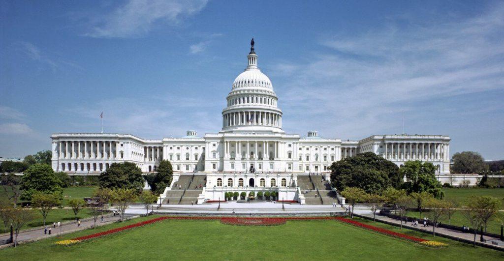 Tipo de gobierno y estructura política en EE.UU.