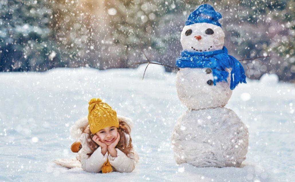 Todo lo que necesitas saber para cuidar y abrigar a tus hijos en invierno